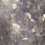 Rigid PVC crystal blister